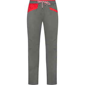 La Sportiva Temple Pants Women clay/hibiscus